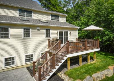 Backyard Deck Remodel