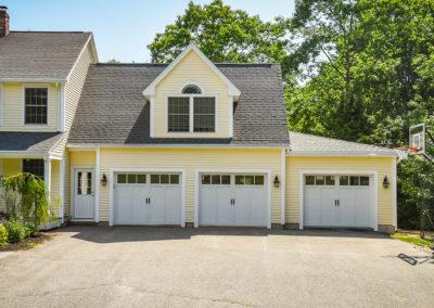 Maine Garage Remodel